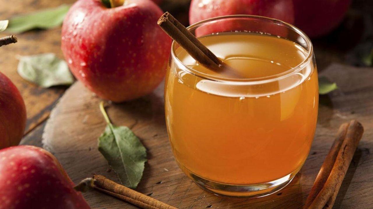 Cinnapple Syrup
