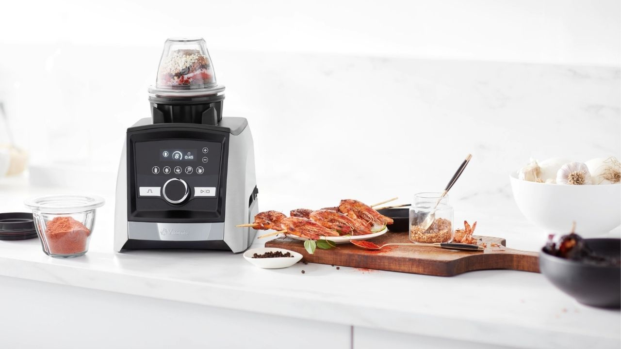 Vitamix A3500 In-Depth Blender Review