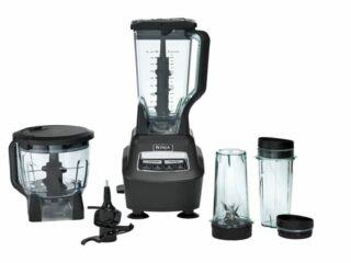 Ninja Mega Kitchen System 1500W Blender Review