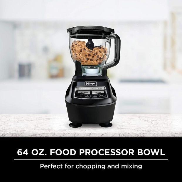 Ninja Mega Kitchen System BL770 - 64 oz Food Processor Bowl