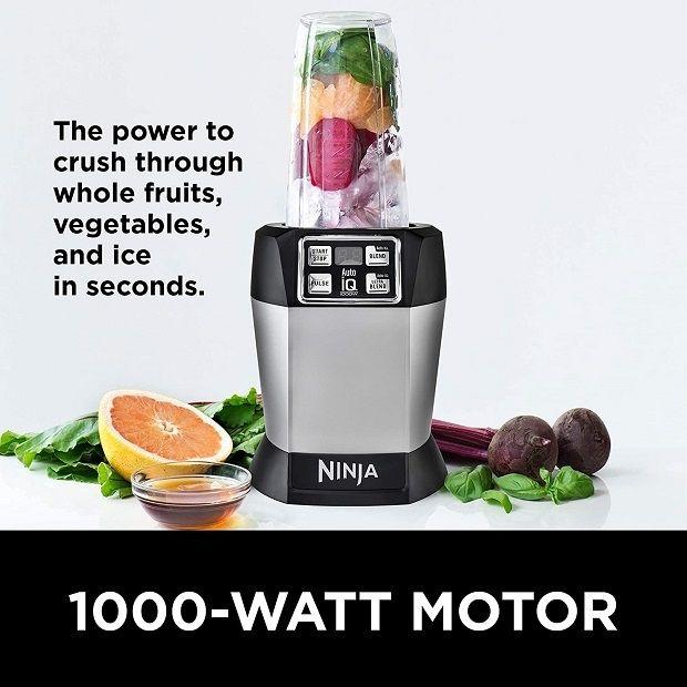 Nutri Ninja Auto-iQ BL480 - Motor