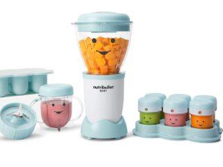 NutriBullet Baby Blender Review