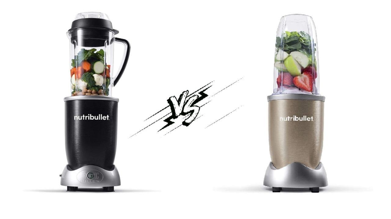 NutriBullet Rx vs Pro Review