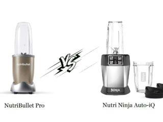 NutriBullet Pro vs Nutri Ninja Auto iQ – Which is Better?