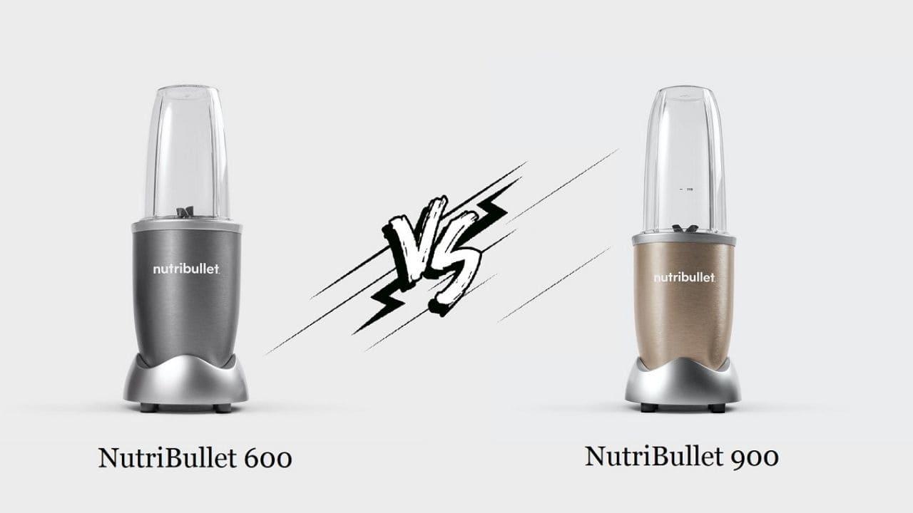NutriBullet 600 vs 900 Review